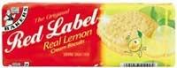 Baker's Red Label Lemon Creams 200g