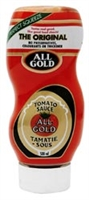 All Gold Tomato Sauce 500ml  (BB 8/4/20)