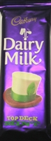Cadbury Top Deck Mint Slab 80g