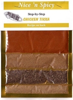 Nice & Spicy Chicken Tikka