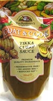 Ina Paarman's Tikka Curry Coat & Cook Sauce 200ml
