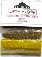 Nice & Spicy Tandoori Chicken