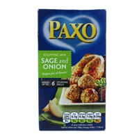 Paxo Sage & Onion Stuffing Mix 85g