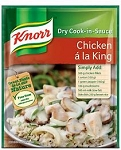 Knorr Chicken a la King Dry Cook-in-Sauce