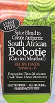 Spice Kitchen Bobotie spice pack