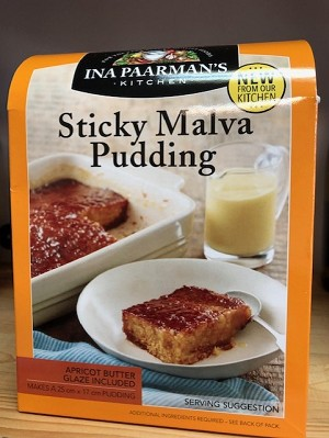 Ina Paarman's Sticky Malva Pudding 500g
