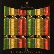 Tom Smith Christmas Crackers (12 pack)