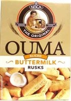 Ouma Sliced Buttermilk Rusks 450g