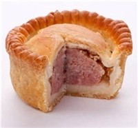 Pie Society Melton Mowbray Pork Pie (4 x 7oz pack)