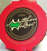 Matthew Walker's Classic Christmas Pudding 400g