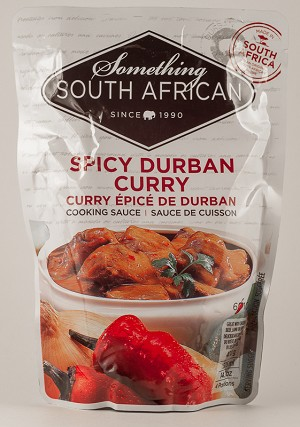 Something South African Durban Curry Cooking Sauce 400g