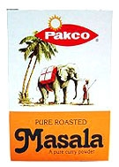 Pakco Roasted Masala 100g