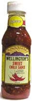 Wellingtons Sweet Chilli Sauce 375ml