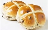 Hot Cross Buns (6 Pack) 17oz