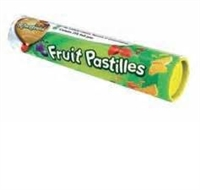 Rowntrees Fruit Pastilles Giant Tube 125g